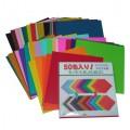 Origami Liso 50 colores